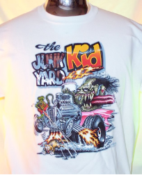 Junkyard Kid Rat Fink T-Shirt
