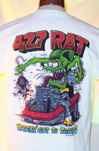 427 Rat Corvette T-Shirt