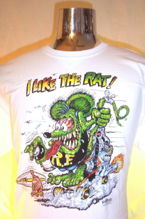 I Like The Rat Rat Fink T-Shirt