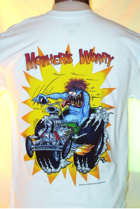 Mother's Worry Hot Rod