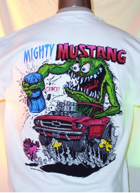 Mighty Mustang T-Shirt