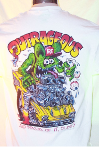 Outrageous by Rat Fink