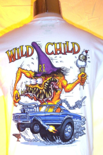 Wild Child with GTO adult
