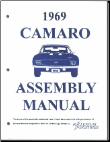 Assembly Manual Camaro 1968 to 1979