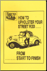 How To Upholster Your Street Rod