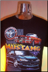 Ford Mustang Muscle T-Shirt