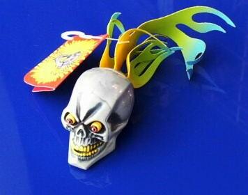 Skull Antenna Topper